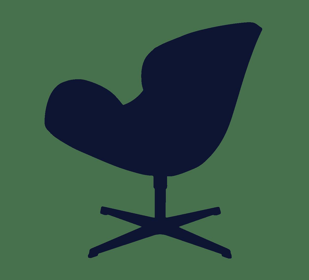 Stuhl - 120 Grad